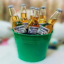 Balde cervecero corona