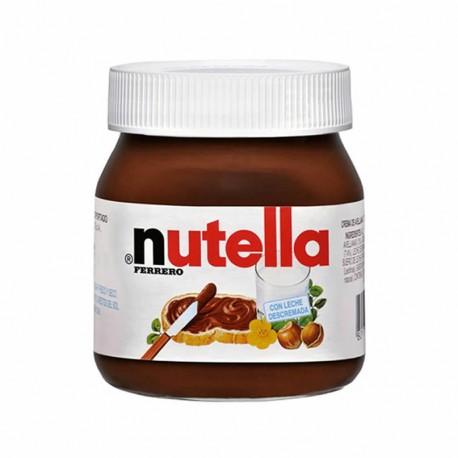 Crema de Avellanas Nutella Frasco 140 gr