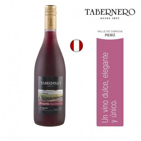Vino Tinto Borgoña Gran Selección Botella 750 ml